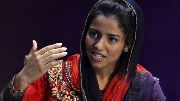 blog image - Sonita Alizadeh - Gen Z and International Womens Day